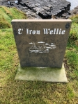'e Iron Wellie