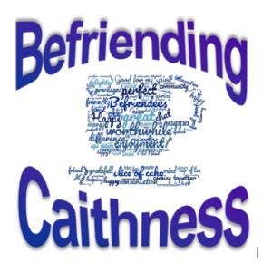 A photograph of Befriending Caithness